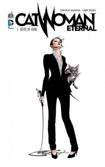 Catwoman eternal - GenevieveValentine