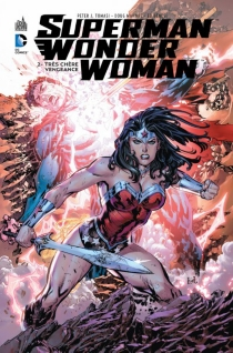 Superman et Wonder Woman - Ed Benes
