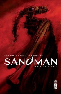 Sandman ouverture - NeilGaiman