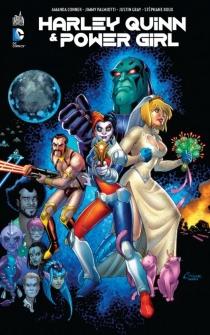 Harley Quinn et Power girl - AmandaConner
