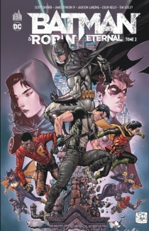 Batman et Robin eternal -