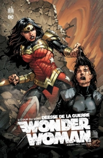 Wonder Woman, déesse de la guerre - Meredith Finch