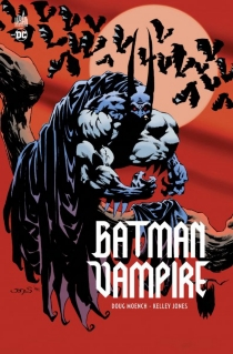 Batman vampire - Kelley Jones