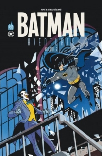 Batman aventures - RickBurchett