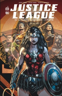 Justice League| La guerre de Darkseid - Geoff Johns