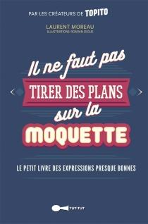 Il ne faut pas tirer des plans sur la moquette : le petit livre des expressions presque bonnes - LaurentMoreau