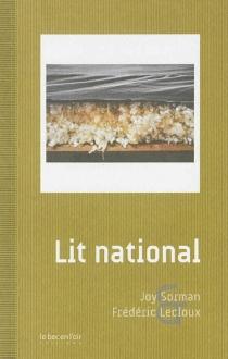 Lit national - JoySorman