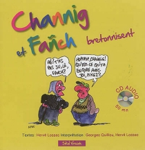 Channig et Fañch bretonnisent - HervéLossec