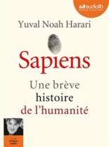 Sapiens : une brève histoire de l'humanité - Yuval NoahHarari