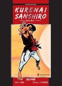 Kurenai Sanshiro : Judo boy - IppeiKuri