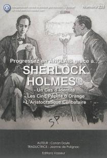 Progressez en anglais grâce à... Sherlock Holmes | Volume 5 - Arthur ConanDoyle