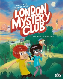 London mystery club - Davide Cali