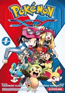 Pokémon X-Y - HidenoriKusaka