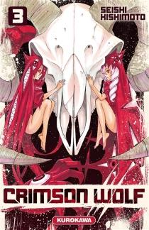 Crimson wolf - SeishiKishimoto