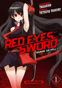 Red eyes sword : akame ga kill ! - Takahiro