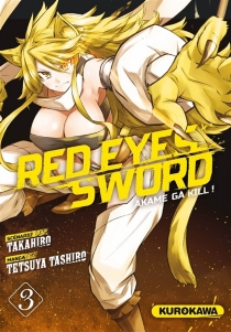 Red eyes sword : akame ga kill ! - Takahiro