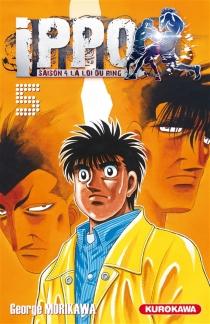 Ippo : saison 4, la loi du ring - GeorgeMorikawa