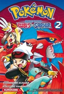 Pokémon : la grande aventure : Rubis et Saphir - HidenoriKusaka