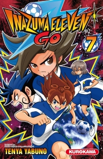 Inazuma eleven go - Ten'yaYabuno