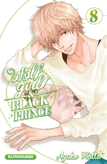Wolf girl and black prince - Hatta Ayuko