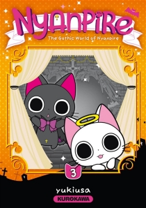 Nyanpire : the gothic world of Nyanpire - Yukiusa