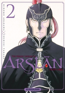 The heroic legend of Arslân - HiromuArakawa