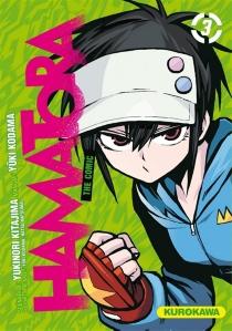 Hamatora : the comic - YukinoriKitajima