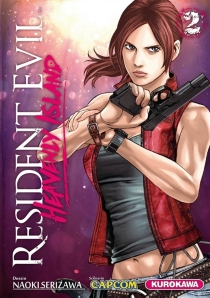 Resident evil : heavenly island - Capcom