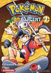 Pokémon : la grande aventure : Or et Argent - Mato