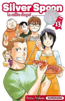 Silver spoon : la cuillère d'argent - HiromuArakawa