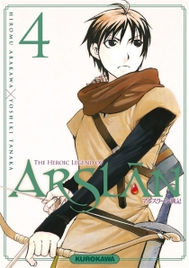The heroic legend of Arslân - Hiromu Arakawa