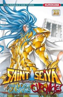 Saint Seiya : les chevaliers du zodiaque : the lost canvas chronicles, la légende d'Hadès - MasamiKurumada