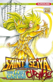 Saint Seiya : les chevaliers du zodiaque : the lost canvas chronicles, la légende d'Hadès - Masami Kurumada