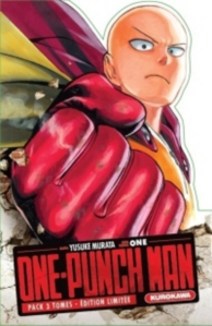 Coffret One-punch man