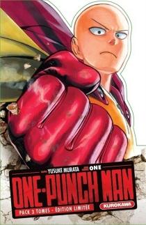 Coffret One-punch man - YusukeMurata