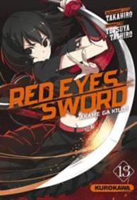 Red eyes sword : akame ga kill !