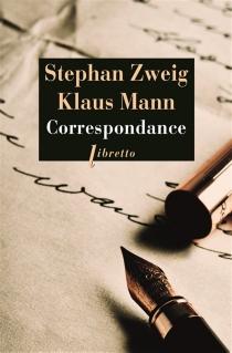 Correspondance : 1925-1941 - KlausMann