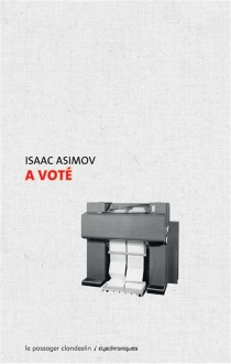 A voté - IsaacAsimov