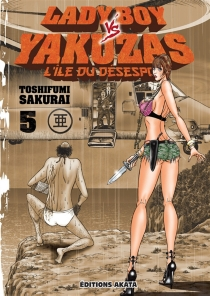 Ladyboy vs Yakuzas : l'île du désespoir - ToshifumiSakurai