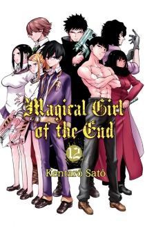 Magical girl of the end - KentaroSato