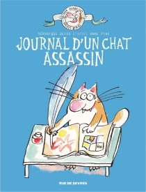 Journal d'un chat assassin - Véronique Deiss
