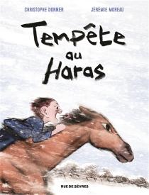 Tempête au haras - ChristopheDonner