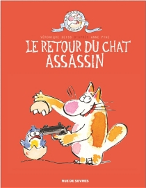 Le retour du chat assassin - Véronique Deiss
