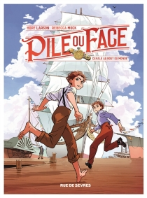 Pile ou face - Hope Larson