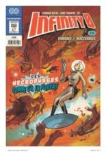 Infinity 8 comics| Romance et macchabées - DominiqueBertail, LewisTrondheim, Zep