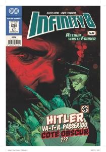 Infinity 8 comics| Retour vers le Führer - LewisTrondheim