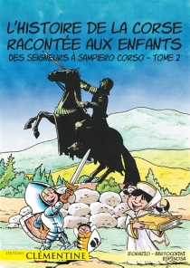 L'histoire de la Corse racontée aux enfants - FrédéricBertocchini