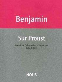 Sur Proust - WalterBenjamin