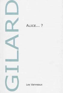 Alice... ? - NadiaGilard
