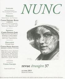 Nunc, n° 37 -